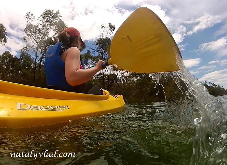 Каякинг в Австралии