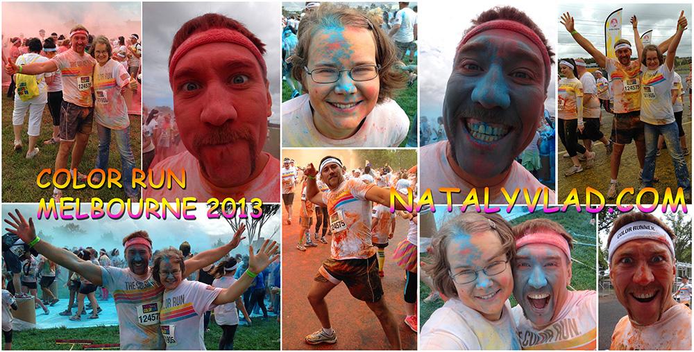 Color Run 2013 Melbourne Australia