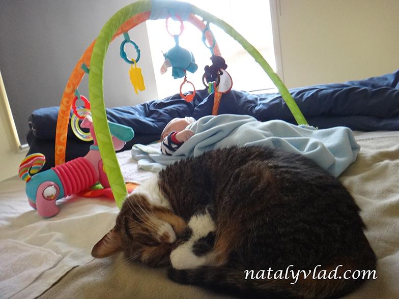 Блог Наты и Тёмы Никите 2 месяца