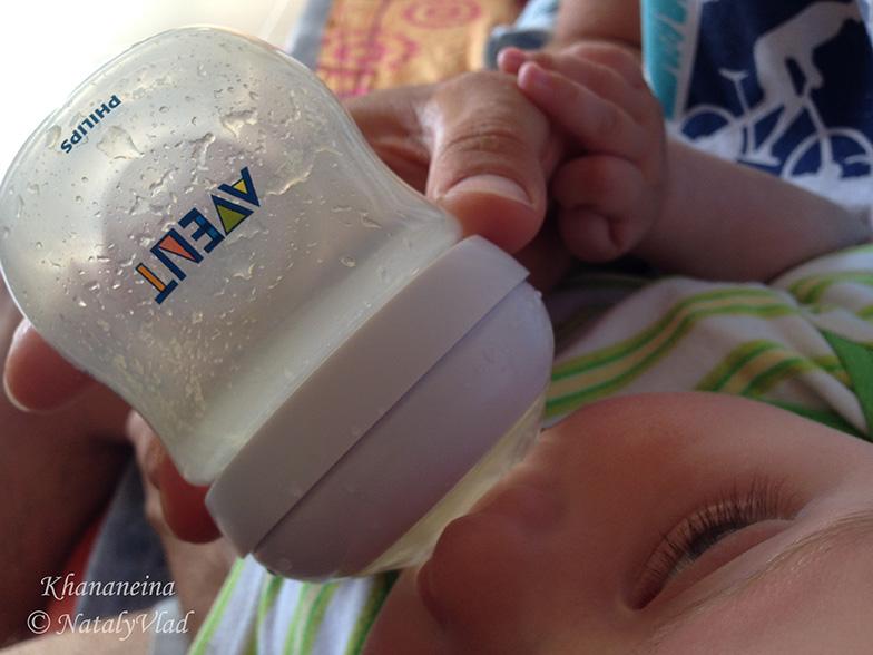 Первый прикорм для малышей Детское питание