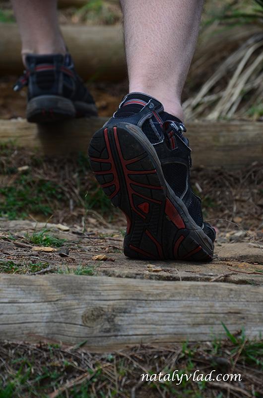 Обувь для пеших маршрутов Кроссовки Саломон