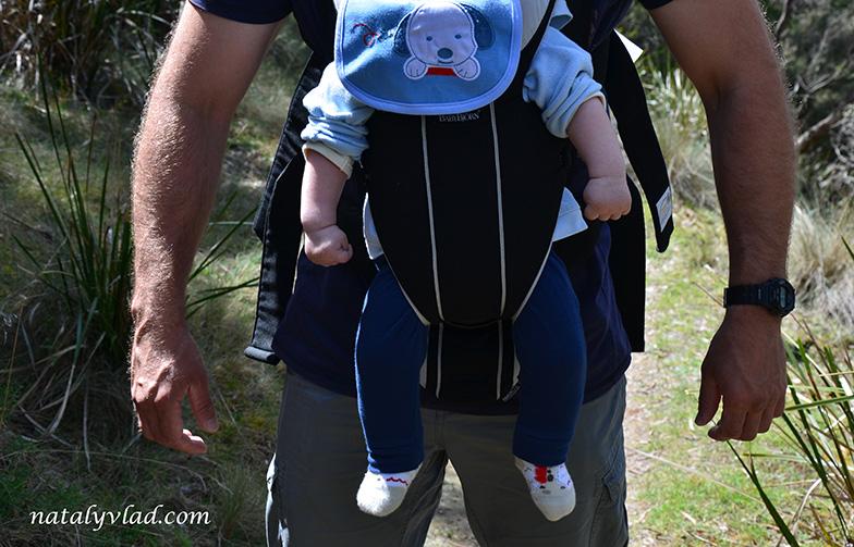 Самостоятельные путешествия с маленьким ребенком