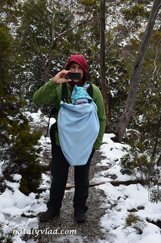 Tasmania Devils Gullet Walk