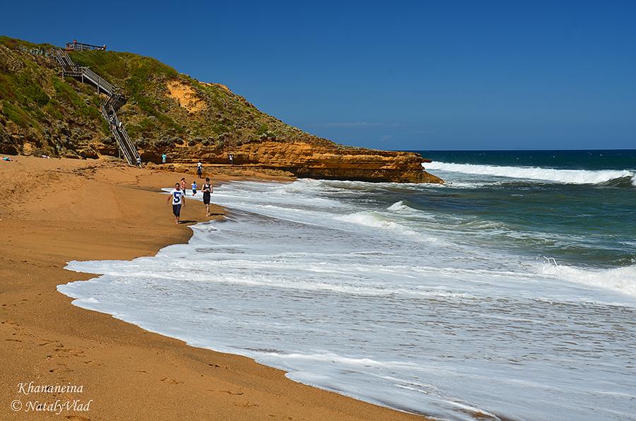 Пляжи в Австралии Серфинг