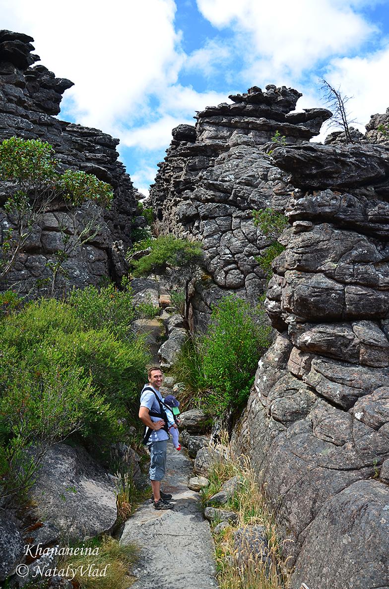 Горы в Австралии Грампианс