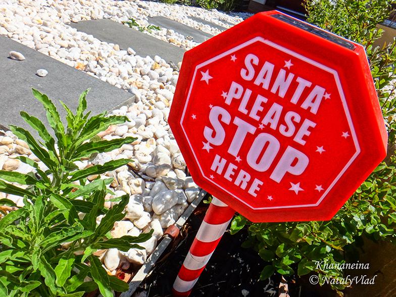 Рождество в Австралии Украшения домов