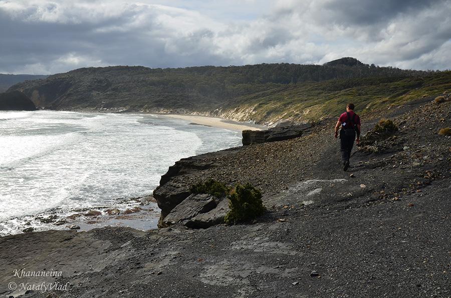 Самостоятельные путешествия по Тасмании пешком с ребенком