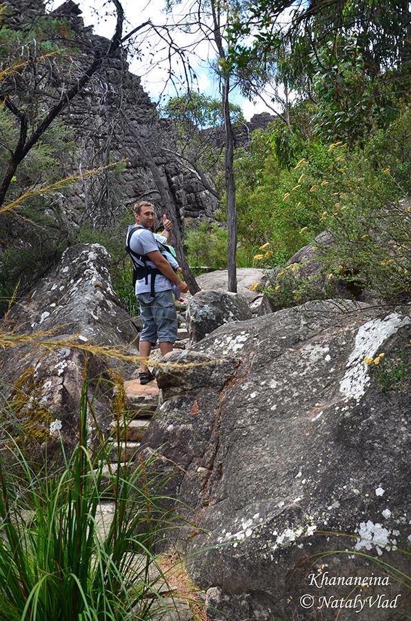 Самостоятельные путешествия по Австралии Грампианс