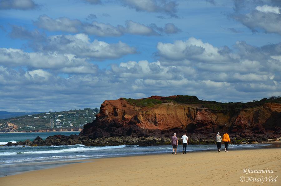 Австралия Пляжи Океан