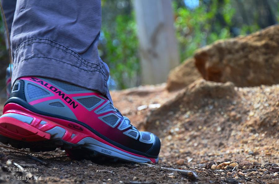 Australia Salomon shoes Hiking