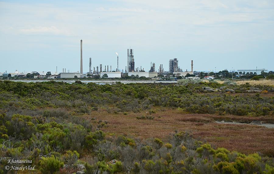 Жизнь в Австралии Промышленная зона
