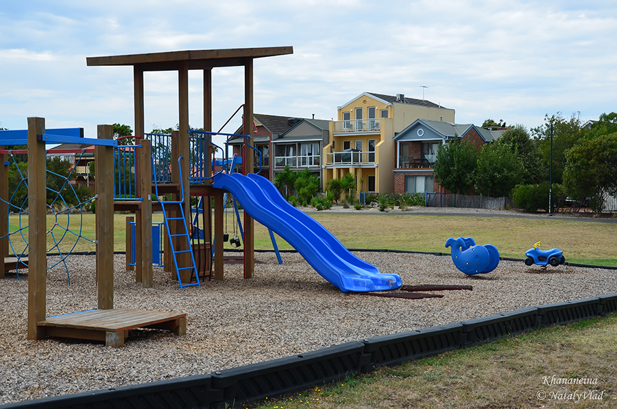 Жизнь в Австралии Детская площадка
