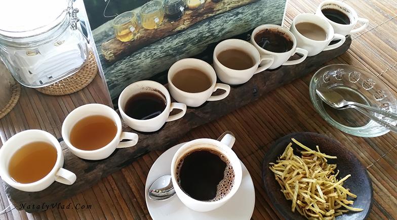 Кофе на Бали Кофе лювак из какашек