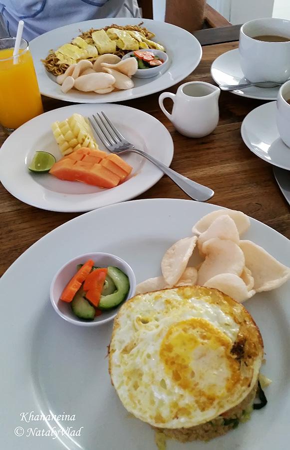 Отдых на Бали Отзывы Кафе и Рестораны