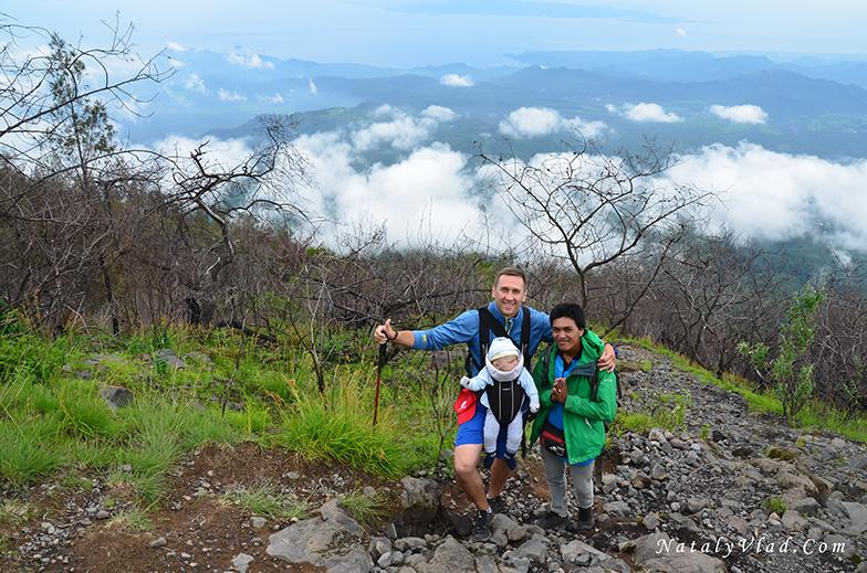 Бали Подъем на гору Агунг