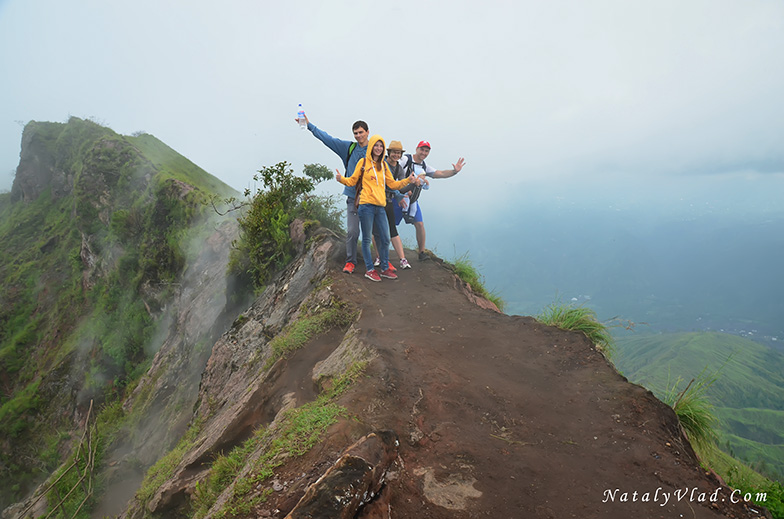 Бали Вулкан Батур