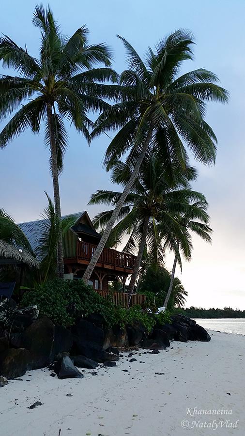 Острова Кука Отдых Отзывы Остров Раротонга