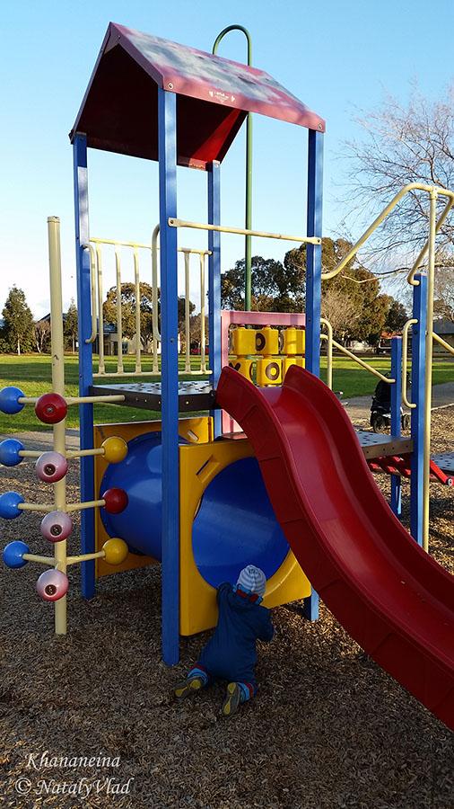 Жизнь в Австралии Блог Детские площадки