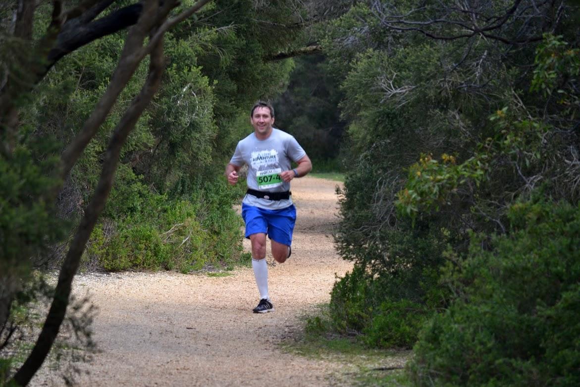 Спорт в Австралии 100km Surf Coast Century Run 2015