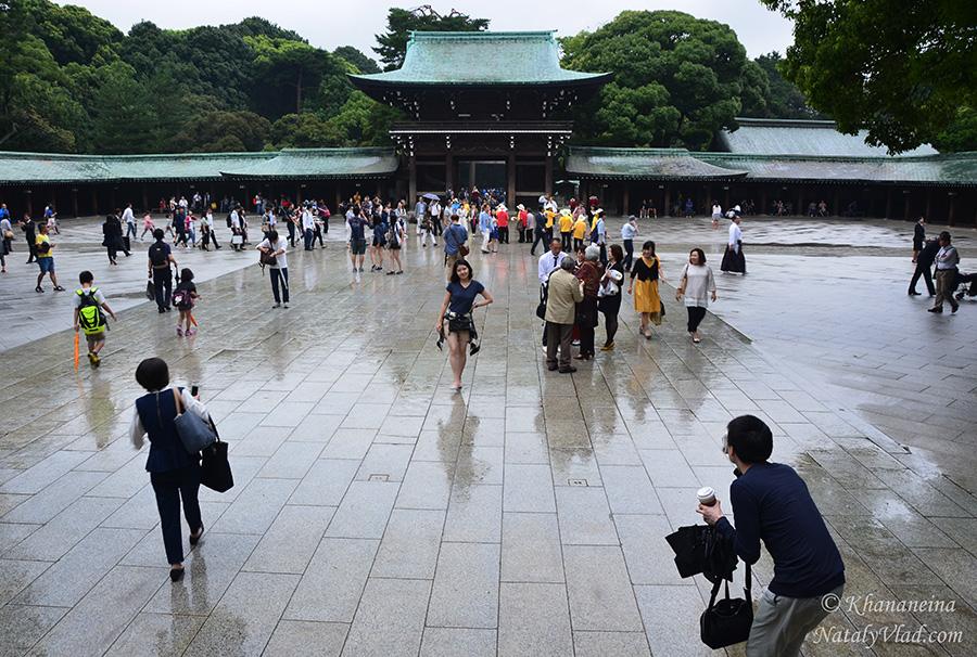 Токио Япония Что посмотреть