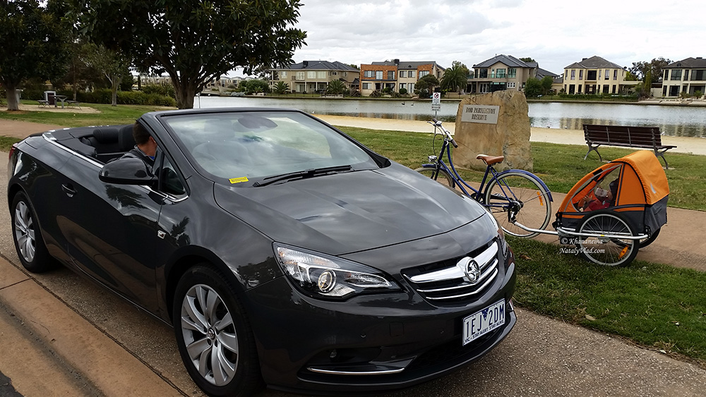 Holden Cascada Photo