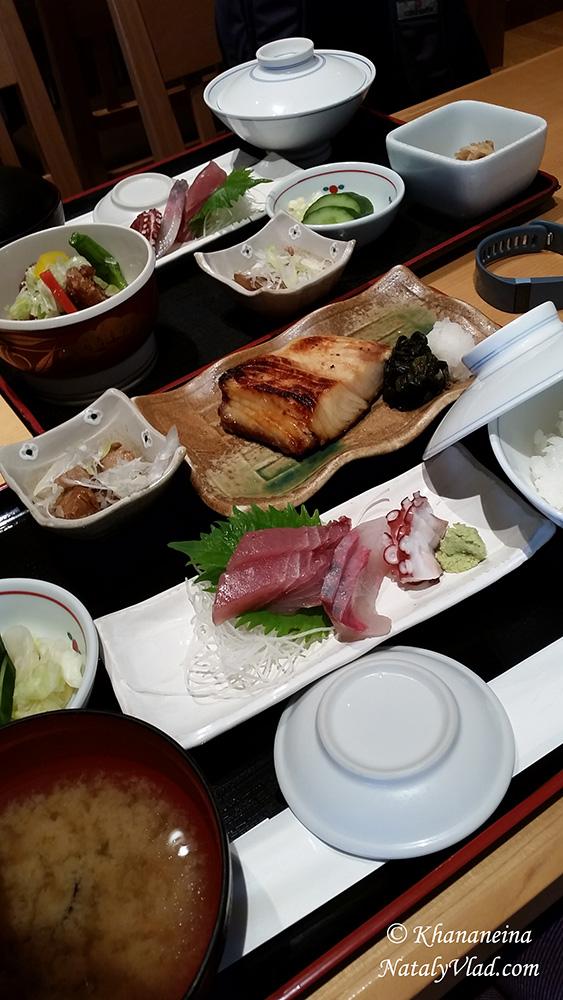 Еда в Японии Фото