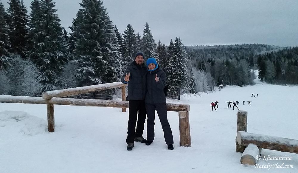 Путешествие по России зимой