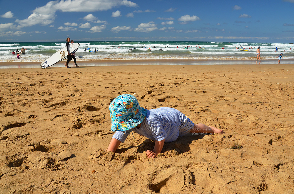 Серфинг в Австралии Фото