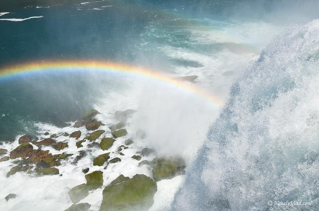 Америка Ниагарские водопады Фото