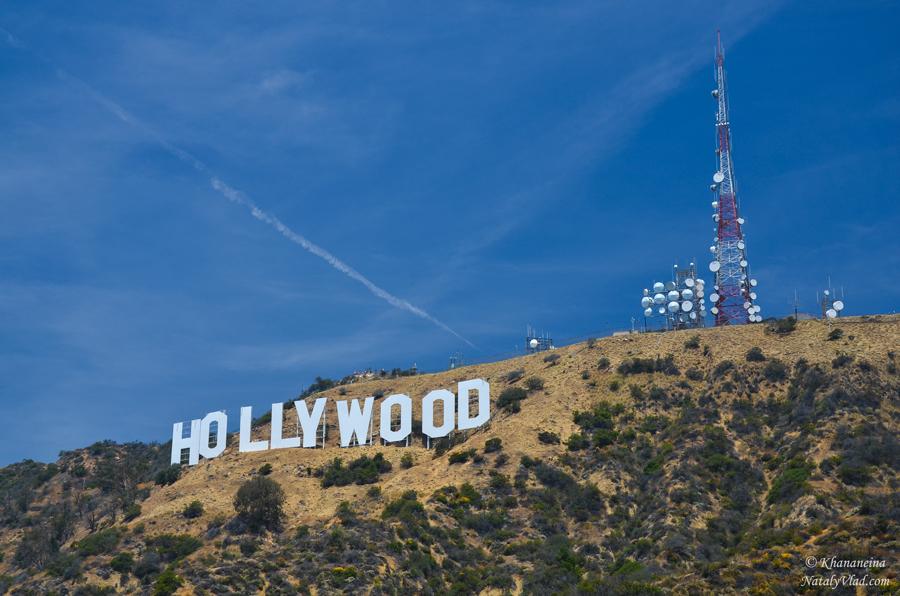 Голливуд Америка Фото