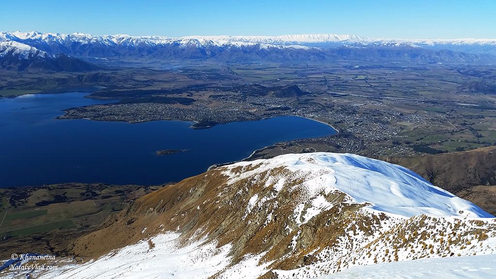 Путешествие по Новой Зеландии