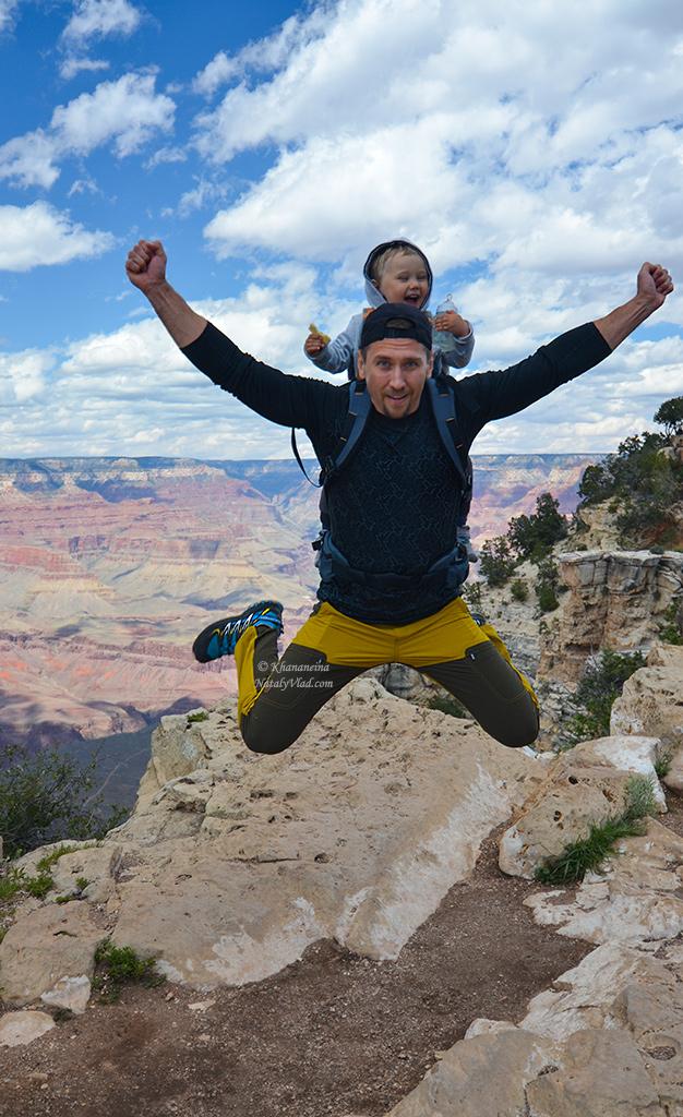 Гранд Каньон Америка Фото