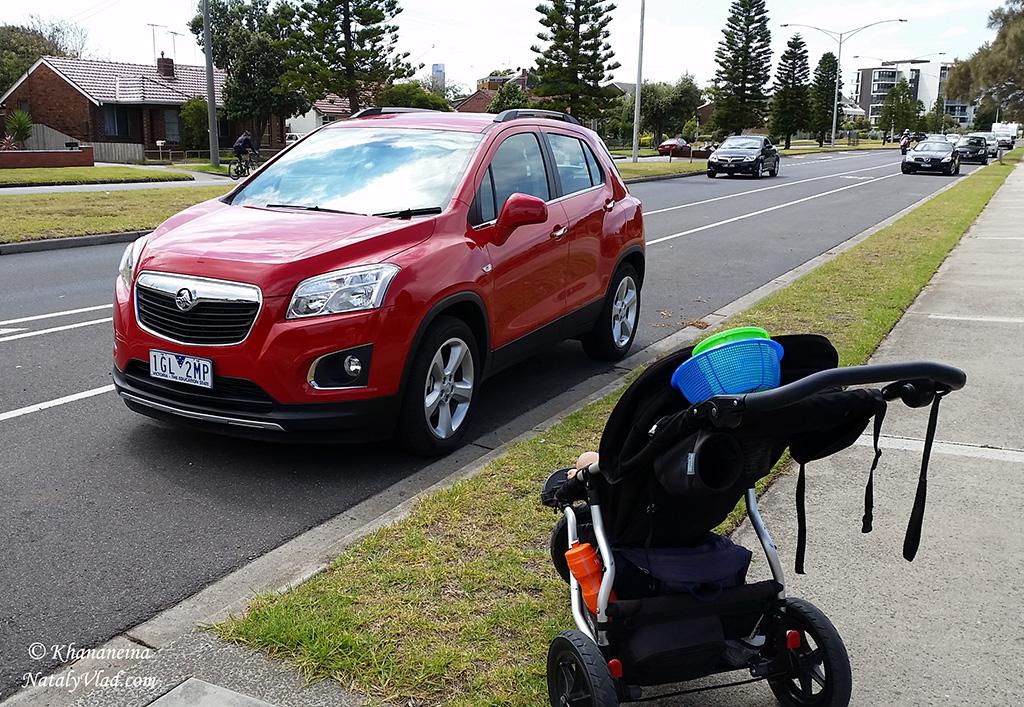 Автомобили в Австралии Фото