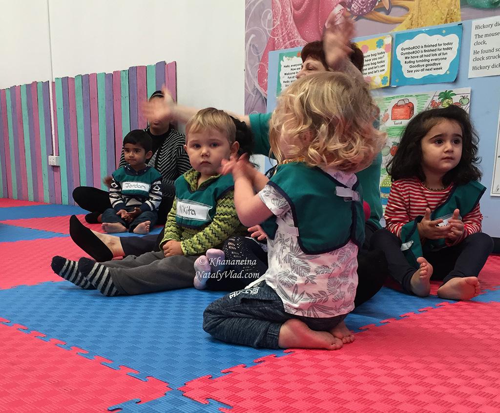 Детские занятия в Австралии